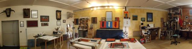 Atelier Hôtel Séville - Crédit photo : Isabelle Pitet