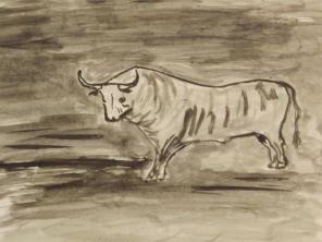Toro (encre)